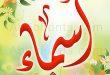 أسماء Asmaa